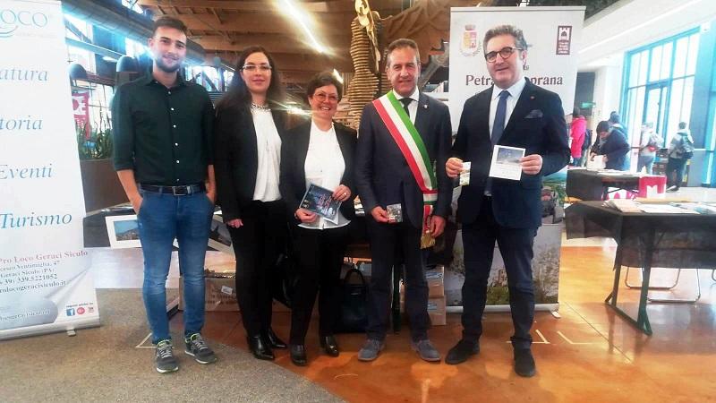 """""""I Borghi più belli d'Italia"""", anche Petralia Soprana alla festa di Fico a Bologna"""