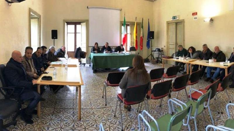 Consiglio del Parco delle Madonie a Petralia Soprana per celebrare il nuovo Borgo dei Borghi