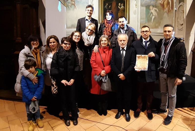 """Premio Speciale Italia Medievale, vince la manifestazione di Gangi """"Vivere in Assisi"""""""