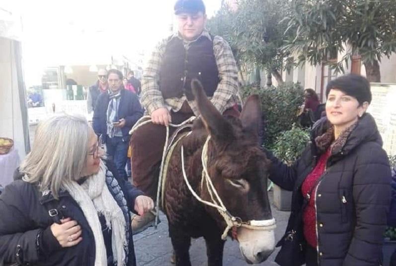 L'importanza dell'asino nella vita della cittadina: così Castelbuono celebra l'animale