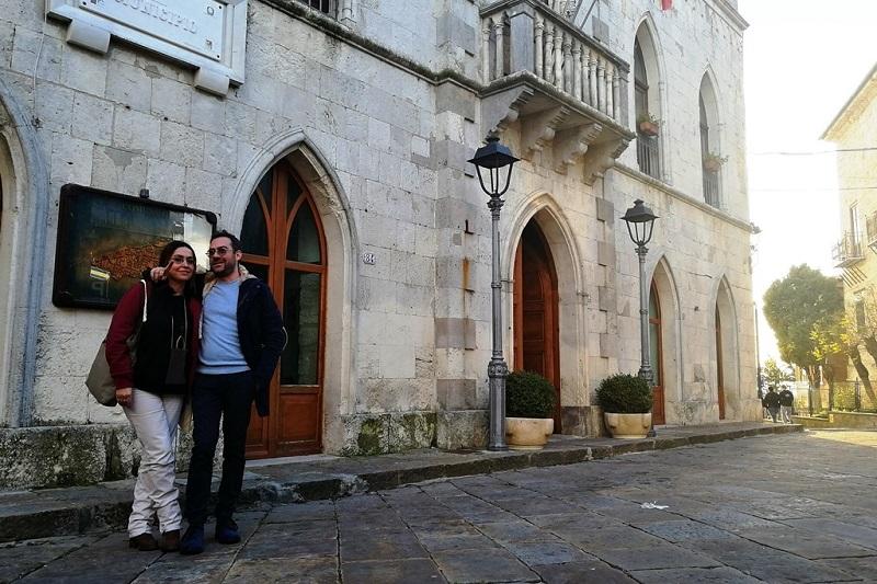Petralia Soprana sarà il set del nuovo film della regista Giovanna Taviani