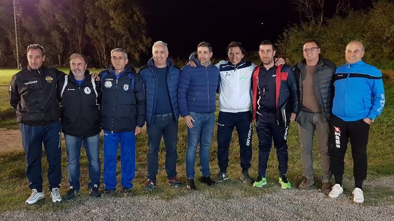 Calcio, l'ex rosanero Rosario Compagno è il nuovo tecnico dell'Accademia Basse Madonie