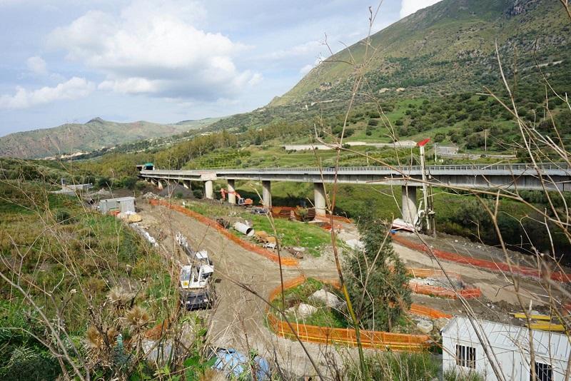 """Anas conferma: """"Viadotto Imera riaperto ad aprile, massimo a maggio"""""""