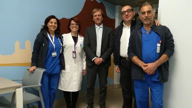 Coronarografie in day hospital al Giglio di Cefalù: riduzione dei tempi di attesa