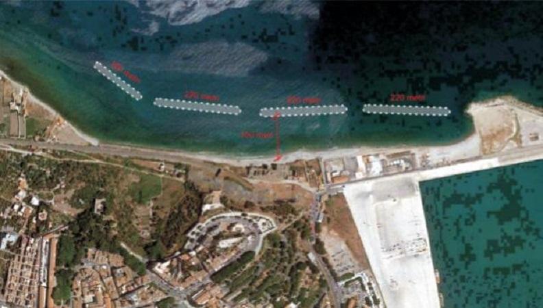 """Termini, 5 milioni di euro per il recupero di un tratto di spiaggia: """"E via all'anello viario"""""""