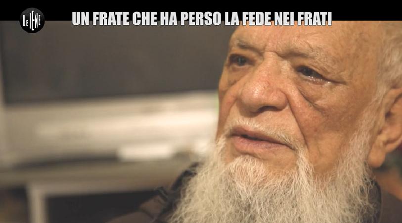 Padre Domenico lascia l'ordine dei Cappuccini: nuova inchiesta delle Iene
