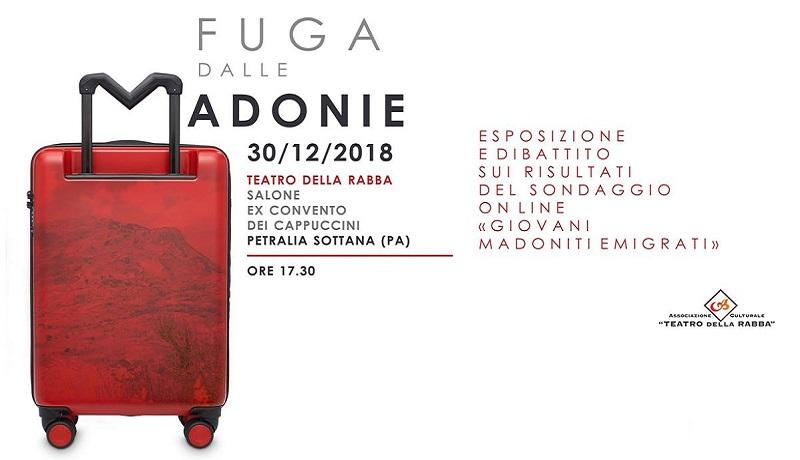 Fuga dalle Madonie, il 30 dicembre a Petralia Sottana dibattito sui risultati del sondaggio