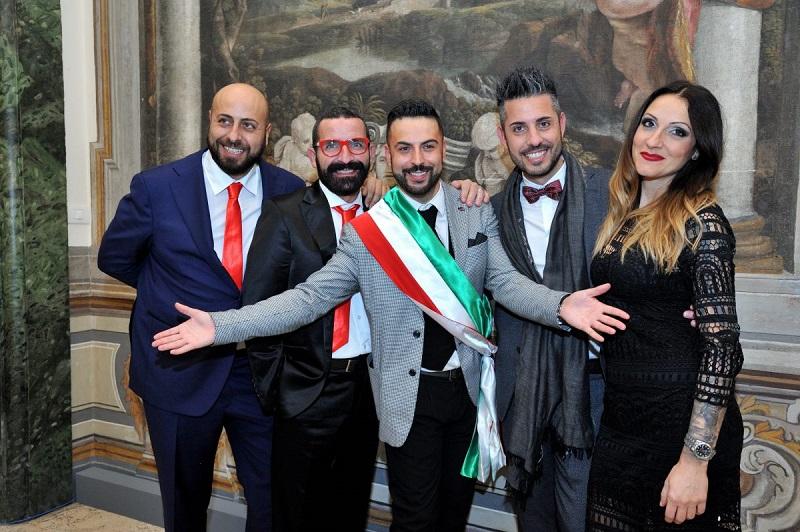 """Davide Merlino di Lumaca madonita è il nuovo """"Ambasciatore del Gusto Doc Italy"""""""