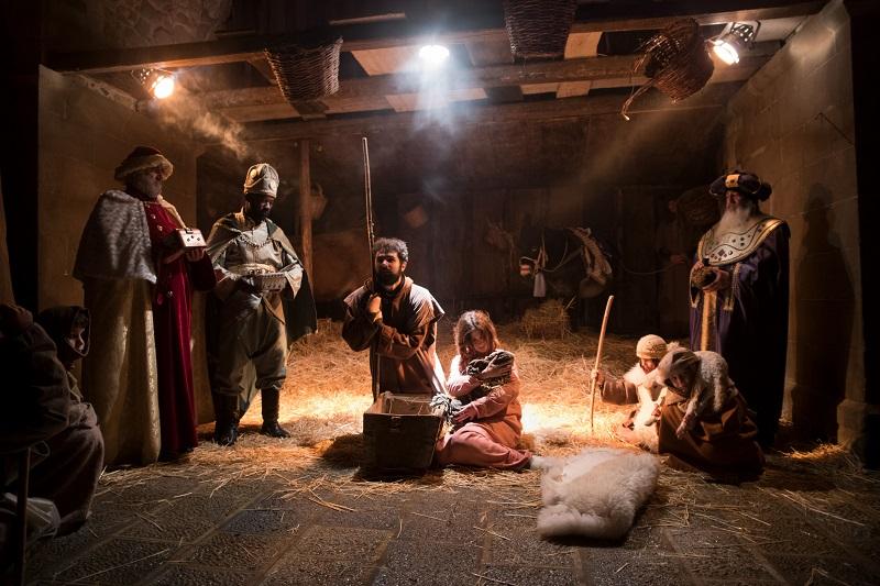 Gangi, torna la magia del Presepe Vivente: appuntamenti dal 26 al 29 dicembre
