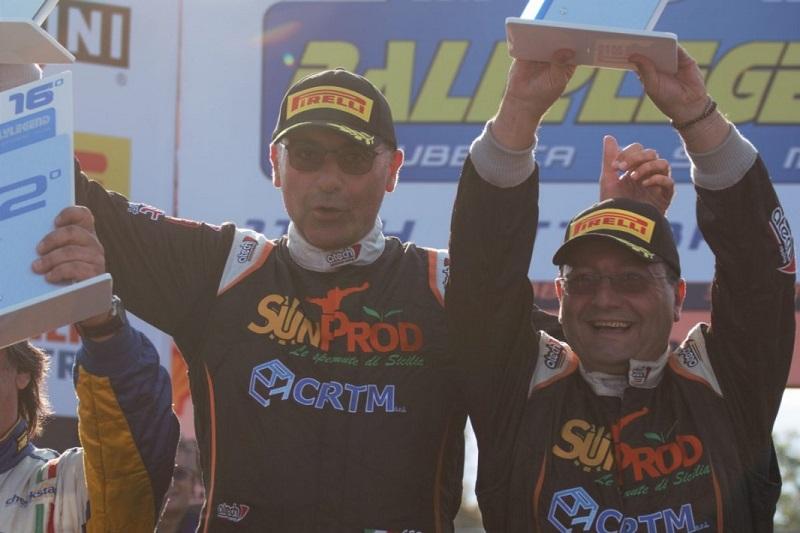 Tutto pronto per il Monza Rally Show: al via anche il cerdese Totò Riolo