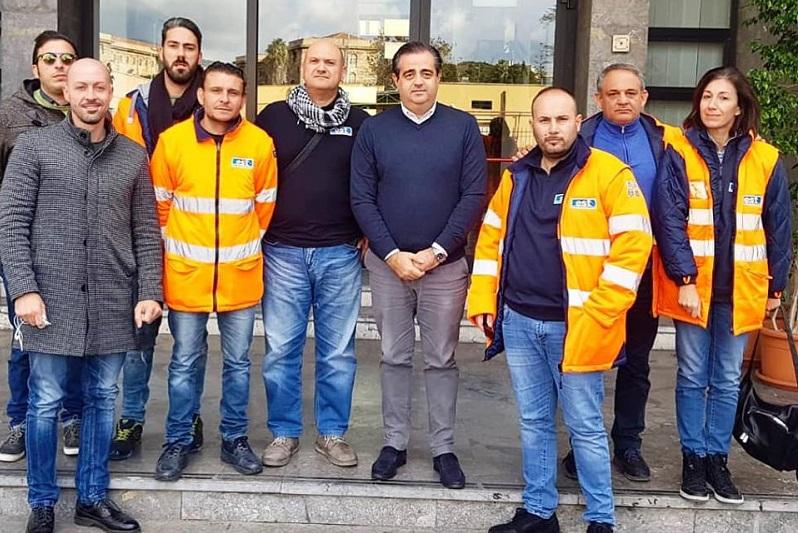 """Lo sciopero degli operai del porto di Termini: """"Fiducia nell'Autorità Portuale"""""""