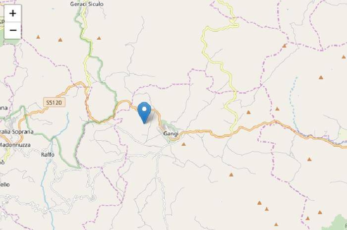 Fine dello sciame sismico, a Gangi 12 scosse in 36 ore