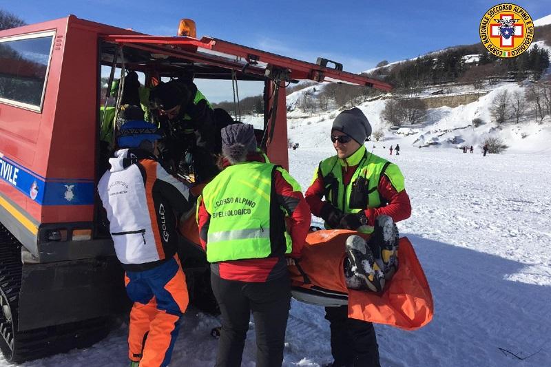 Piano Battaglia, presidi sanitari rotti: Il soccorso alpino sospende servizio attivo da 15 anni