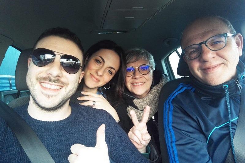 Calogero Gliozzo farà la terapia Car-T: si parte per il Medio Oriente