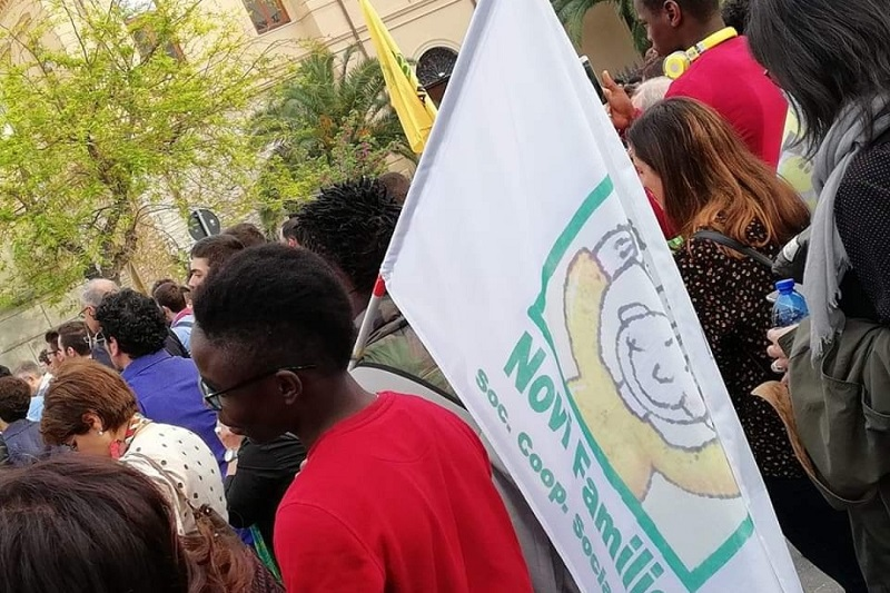 """Termini Imerese, il Terzo settore scende in piazza: """"No alla negazione dei diritti"""""""