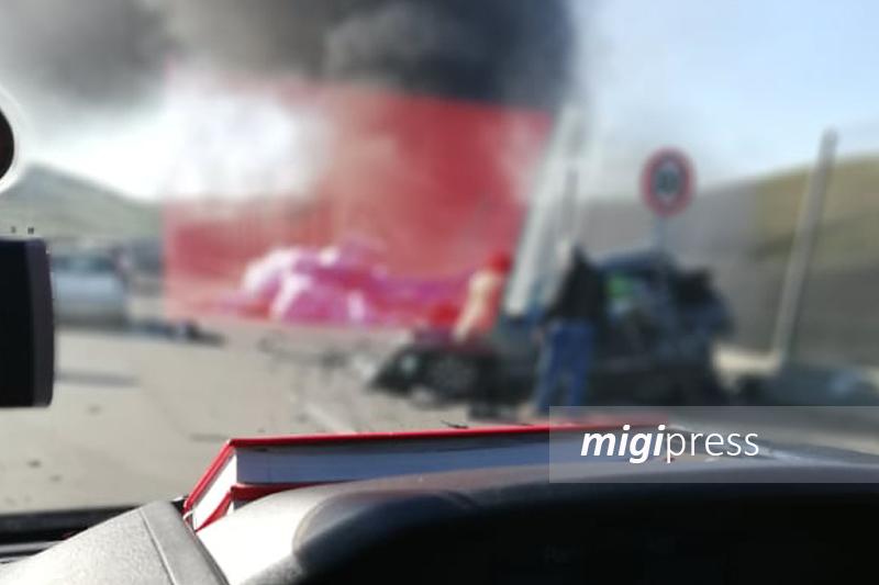 Incidente sull'autostrada A19, oggi a Carini i funerali del magistrato Giovanni Romano
