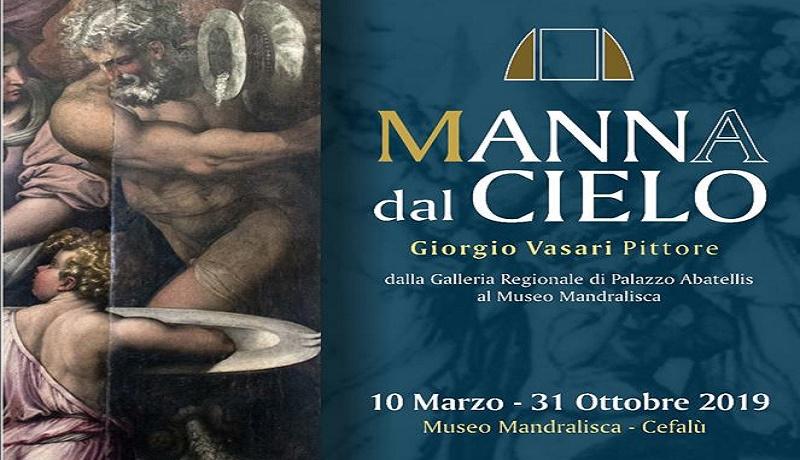 In arrivo al Mandralisca due tele del Vasari, apertura al pubblico dal 10 Marzo