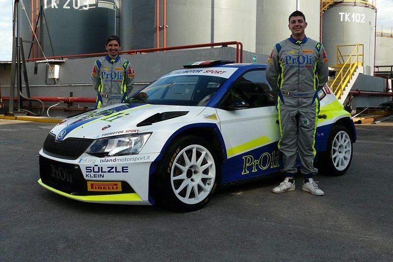 Al via il Rally del Ciocco, ecco gli equipaggi madoniti in corsa