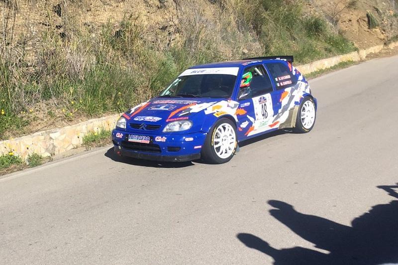 Rally Cefalù Corse, Lo Cascio concede il bis e regala la vittoria al team Cst
