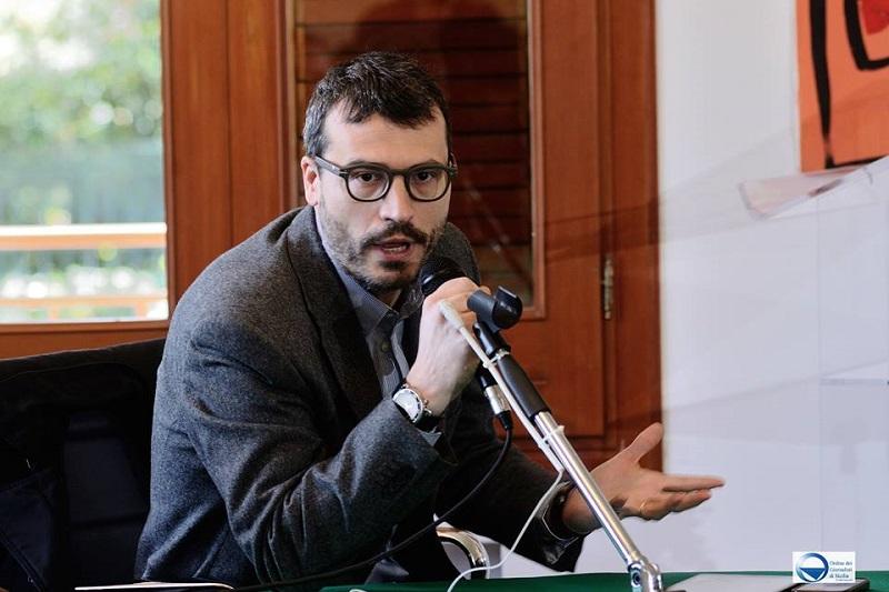 Il furto della tela di Caravaggio: se ne parla con il giornalista Riccardo Lo Verso