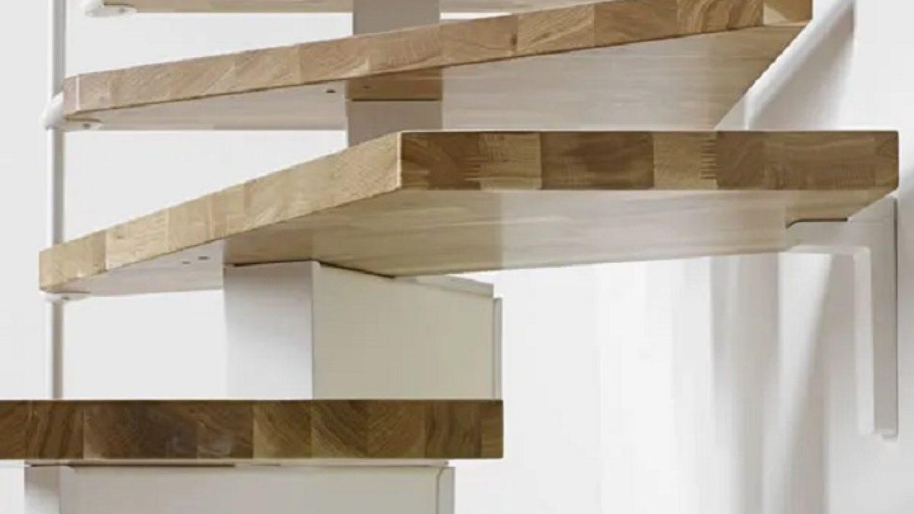Ringhiera Scala Fai Da Te scale moderne per interni: comprarle in kit?