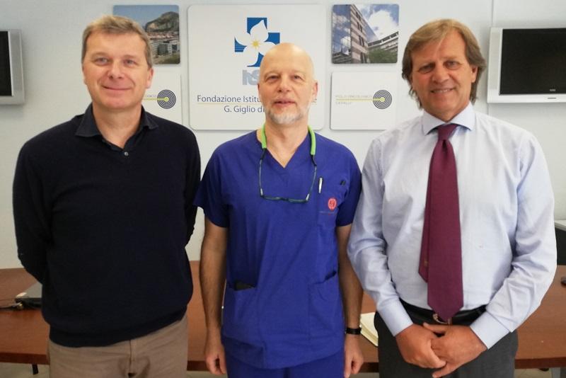 """Stop alle """"trasferte"""" al nord: al Giglio apre il reparto di ortopedia oncologica"""