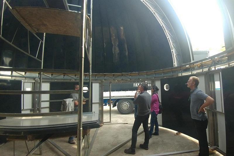 Guarderemo il cielo con occhi diversi: ecco il Wide-field Mufara Telescope
