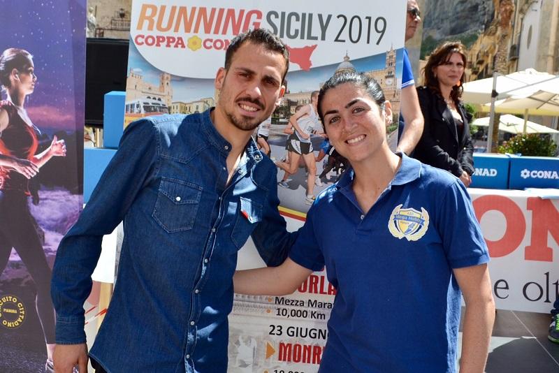 Running Sicily, vittoria e record per Vincenzo Agnello. Bis Annalisa Di Carlo