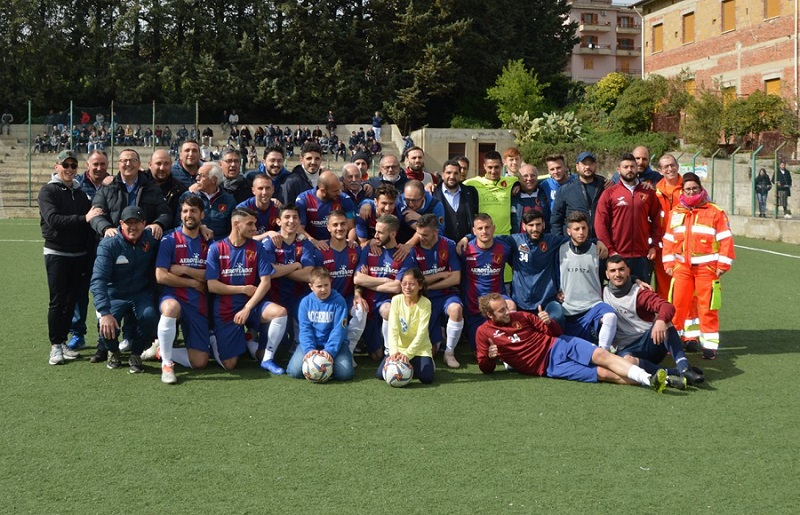 Geraci, sconfitta con onore a Palermo: i rosanero si impongono 3-1