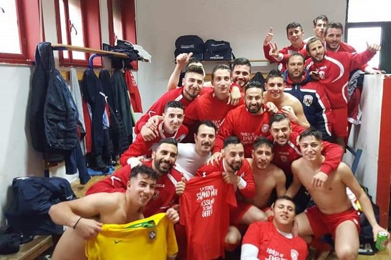 """""""Promozione"""" da record: ora il sogno della Castelluccese è realtà"""