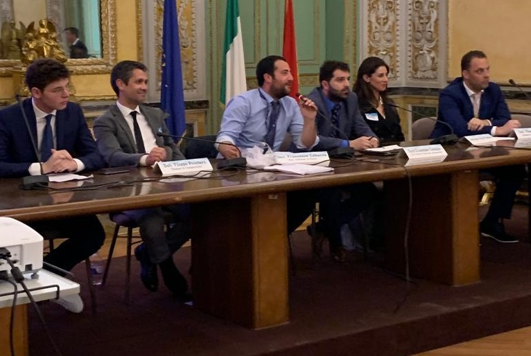 """""""Autonomia e futuro"""", in 150 a Palazzo dei Normanni"""