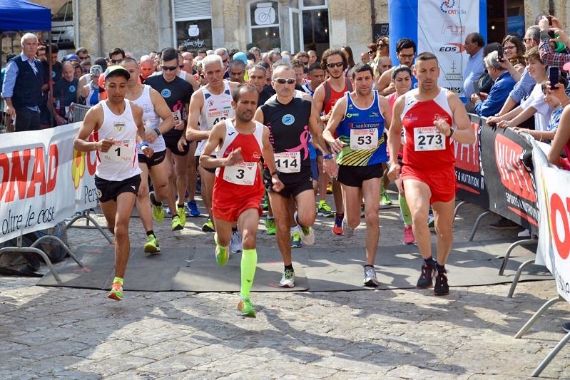 Running Sicily, si parte da Cefalù: prima tappa con il record di iscritti