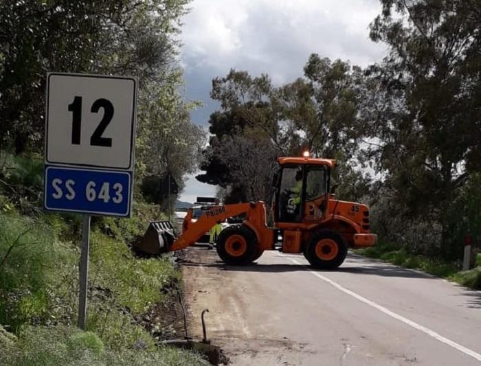 La statale 643 si rifà il look: l'Anas apre altri 4 cantieri sulla Polizzi-Scillato