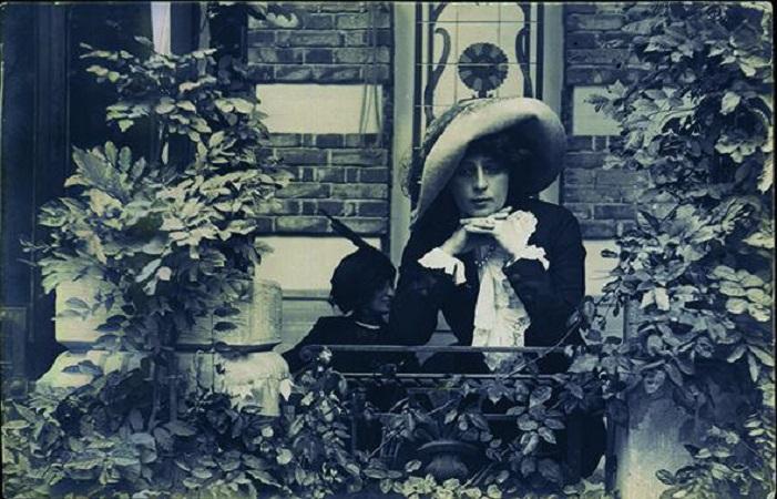 """La """"Stella d'Italia"""", la mostra fotografica dedicata a Donna Franca Florio"""