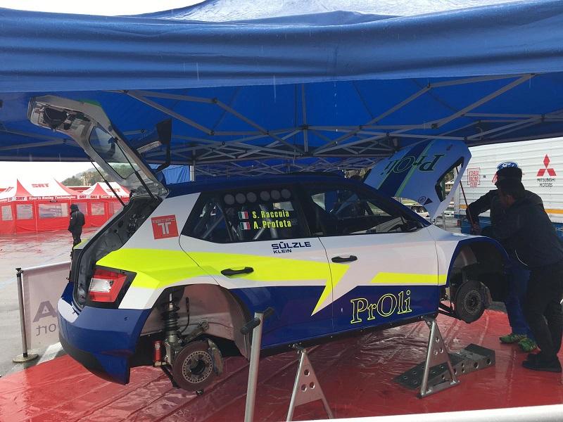 Al via il 66° Rally di Sanremo: riflettori accesi sugli equipaggi madoniti