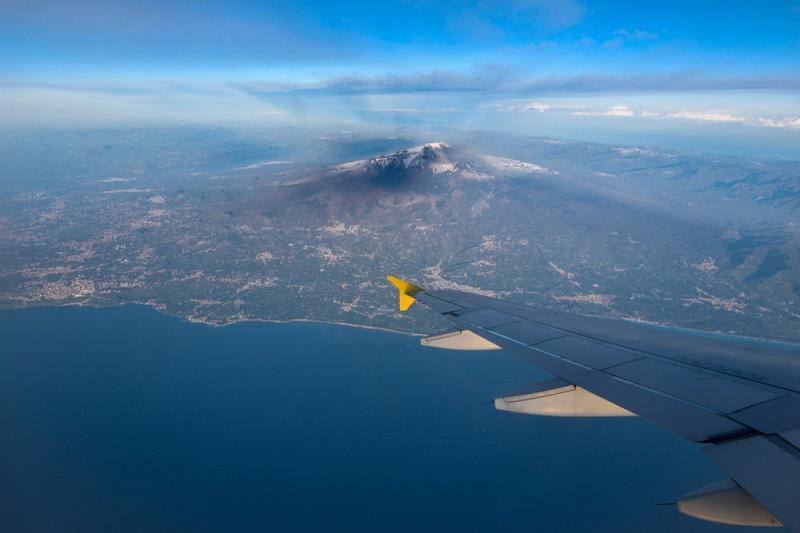 Turismo, traffico in crescita per l'aeroporto di Catania