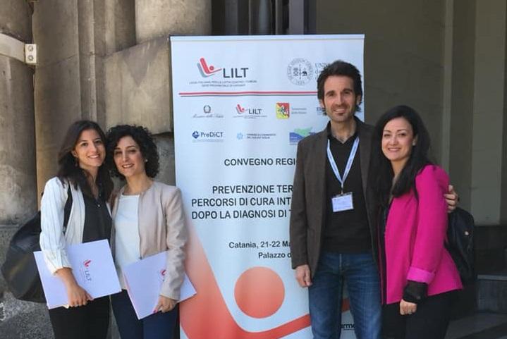 Tumore al seno e corretta nutrizione, ecco il nuovo progetto della Lilt che coinvolge Luciano Ligabue