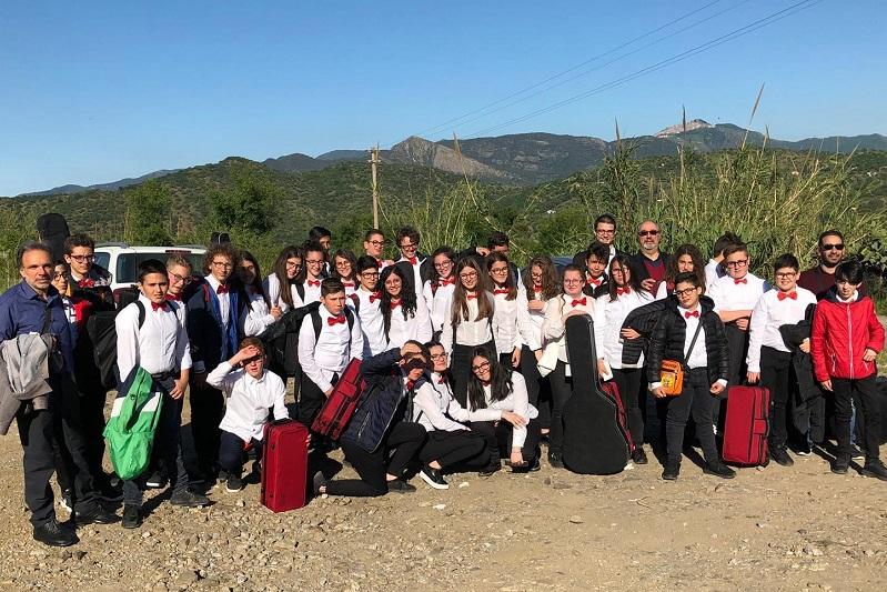 L'orchestra del comprensivo di Soprana vince anche a Castelbuono