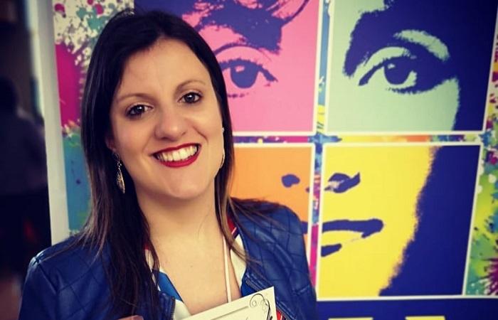 La madonita Paola Milio alla finale del premio dedicato a Mia Martini