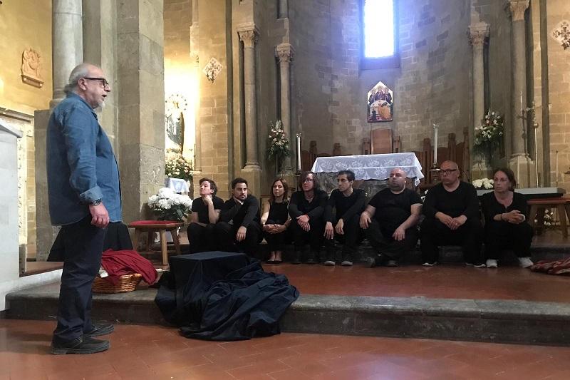 """""""Madre"""": a La Magione di Palemo la piece teatrale con attori """"speciali"""""""