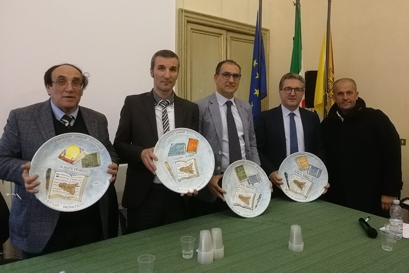 Il siciliano colora la vita, l'incontro sulla lingua madre di Sicilia