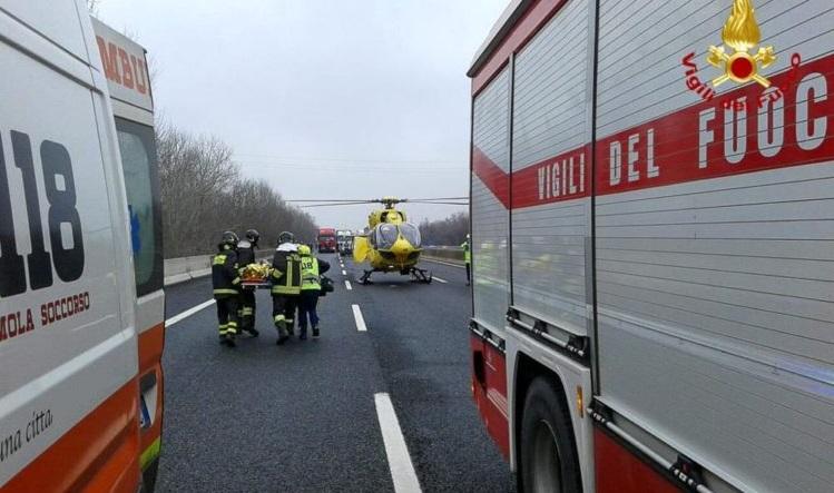 Viadotti killer, ancora un incidente mortale sulla A19