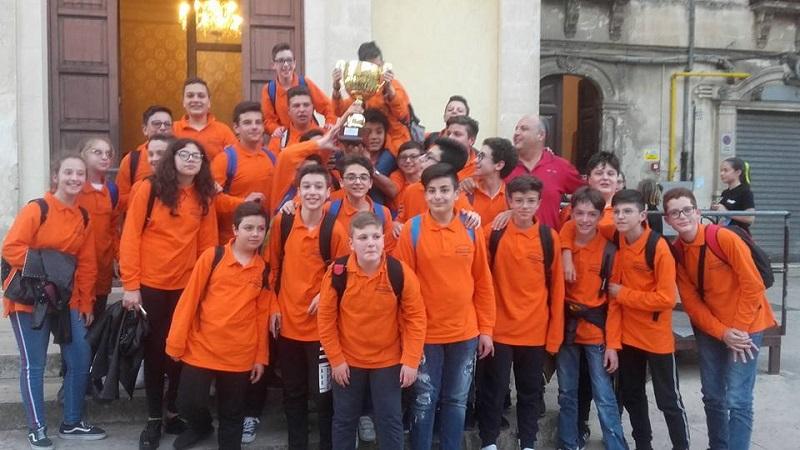 100/100: l'esecuzione perfetta dei giovani musicisti del Polizzano