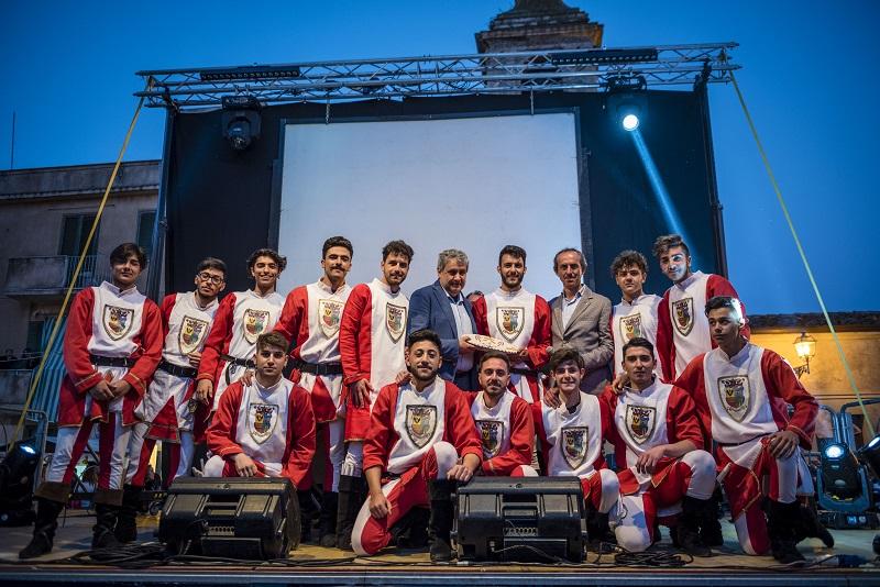 Gran Premio del Mediterraneo, vincono (di nuovo) i musici di Piazza Armerina
