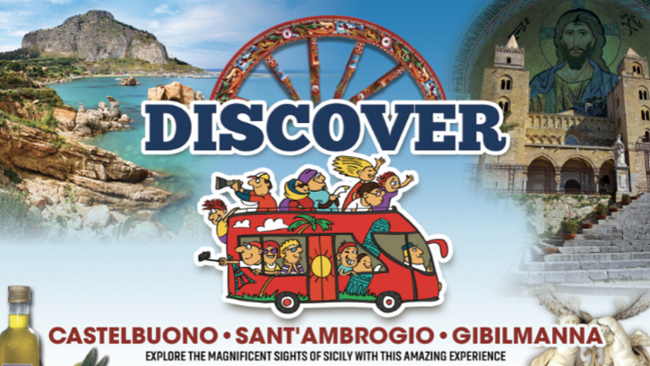 City Tour, un bus turistico per scoprire le bellezze delle Madonie