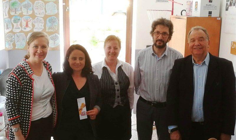 Corretta alimentazione, gli studenti ambasciatori della Dieta mediterranea
