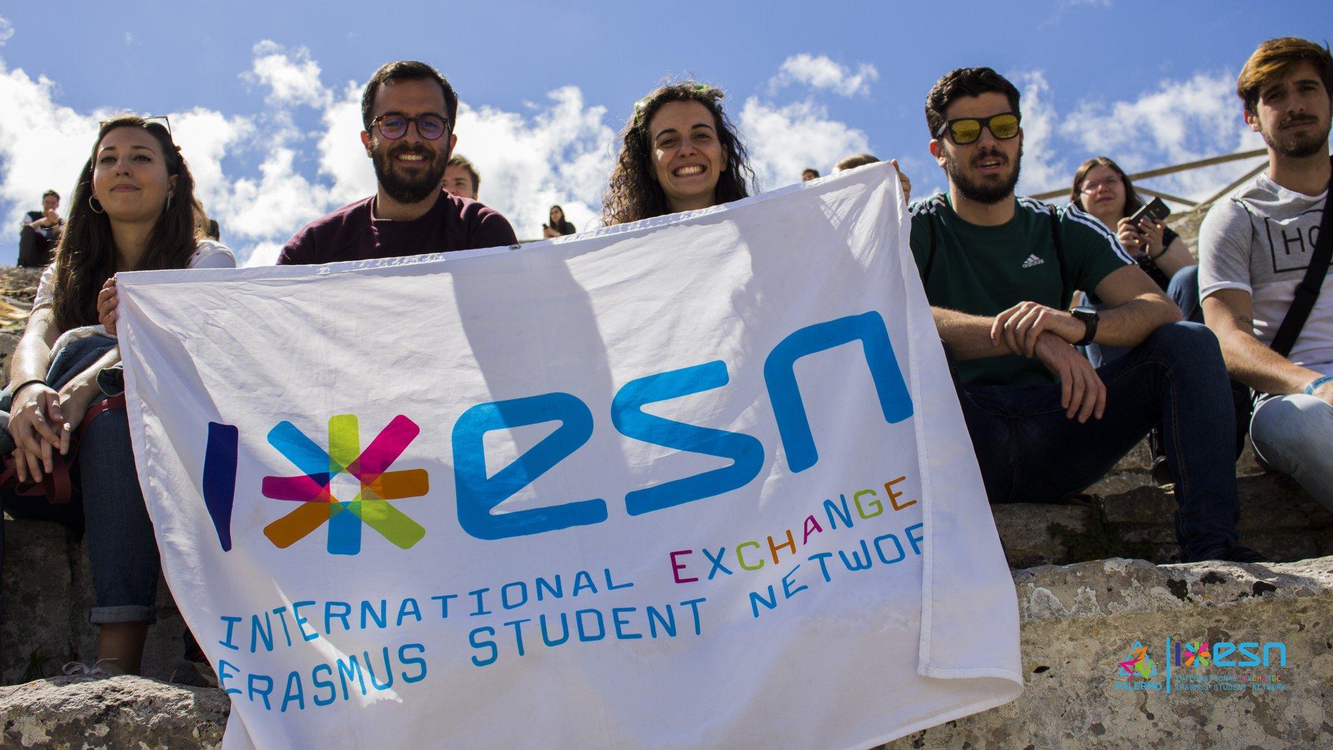 Eramus Student Network: l'Europa a Palermo, grazie alle aziende madonite