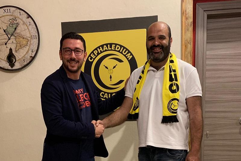 Cephaledium, Ivano Vetere è il nuovo direttore sportivo