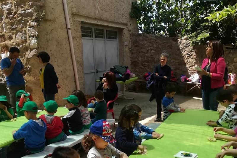 """""""Insieme per l'ambiente"""", usi e tradizioni spiegate ai bambini"""