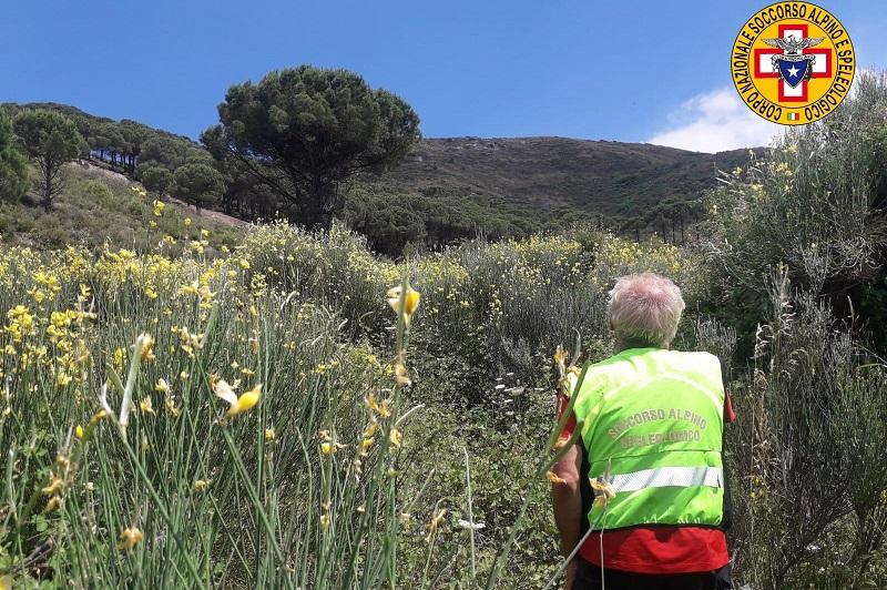 Cammina nel bosco e si perde: salvato agricoltore dal soccorso alpino madonita